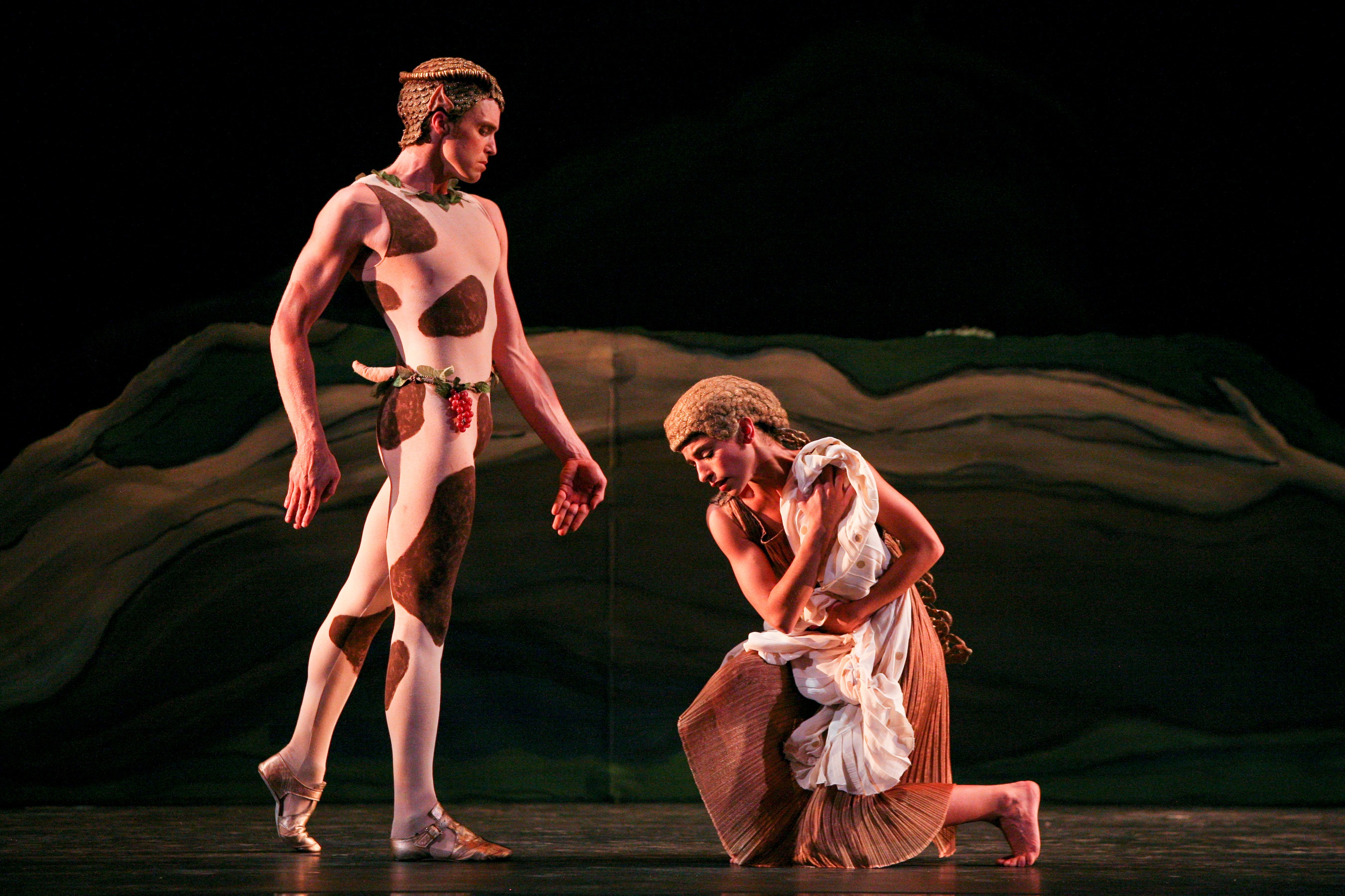 """OBC's """"Afternoon of a Faun"""""""
